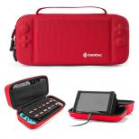 tomtoc Nintendo Switch Travel Case, Red