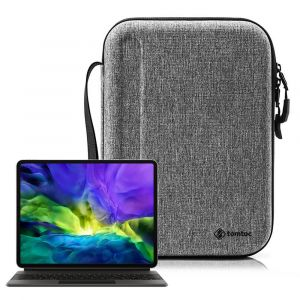 tomtoc Smart Briefcase for 10,9'' iPad Air / 11'' iPad Pro, Gray