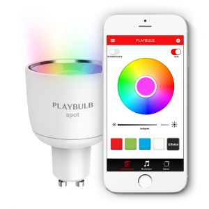 MiPow Playbulb™ Spot smart LED Bluetooth bulb