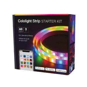Cololight Strip Starter Kit – smart LED strip, 60 LED/m, 2 m