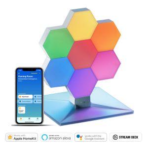 Cololight PLUS – smart Wi-Fi lighting, base with 7 modules, HomeKit version