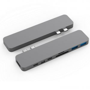 HyperDrive™ PRO USB-C Hub for MacBook Pro - Space Gray