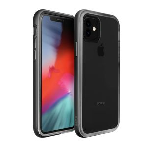 LAUT Exoframe – Case for iPhone X, Black
