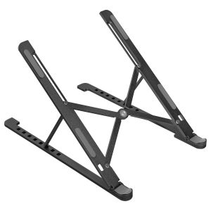 LAUT Work Station – Laptop / Tablet Stand, Black