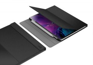 LAB.C Slim Fit Case for iPad Pro 11 (2020), Black