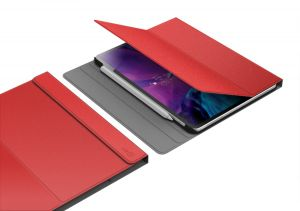 LAB.C Slim Fit Case for iPad Pro 11 (2020), Red