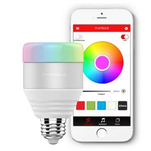 MiPow Playbulb™ Smart smart LED Bluetooth bulb White