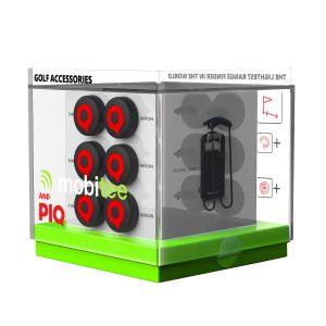 Mobitee Golf Set for PIQ universal sport sensor