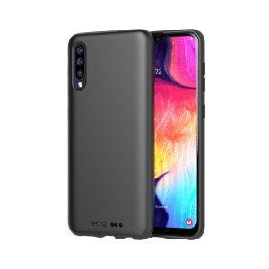 Tech21 Studio Colour for Samsung Galaxy A50 – Black