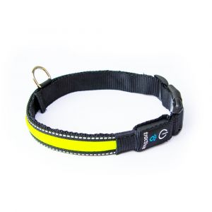 TRACTIVE LED Collar large - Yellow