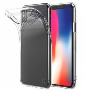 LAB.C Slim Soft Case for iPhone X, Transparent