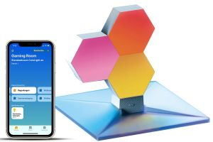 Cololight PLUS – smart Wi-Fi lighting, base with 3 modules, HomeKit version