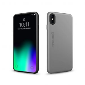 HITCASE CRIO protective case for iPhone X, XS, Gray