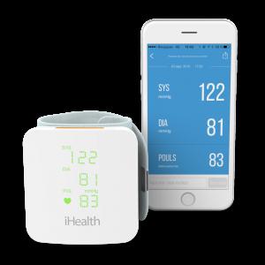iHealth VIEW BP7s Smart Wrist Blood Pressure Monitor