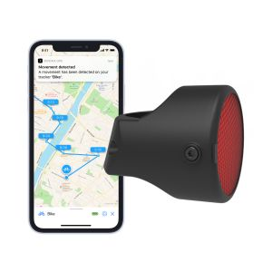 Invoxia Bike Tracker – Bicycle Alarm with GPS tracker