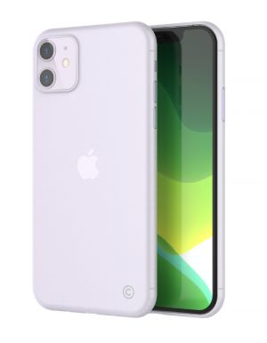 LAB.C 0.4 mm Case for iPhone 11 – Matt Clear