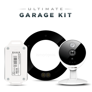 ismartgate Ultimate Pro Garage – IP Camera & IoT Remote Controller for up to 3 Doors
