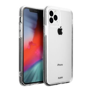 LAUT Crystal-X – Case for iPhone 11, Clear
