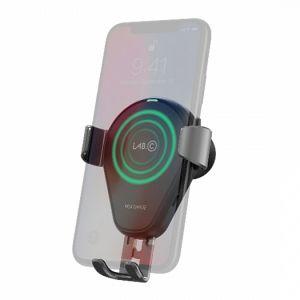LAB.C Qi fast charge car holder - Gray