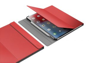 LAB.C Slim Fit case for iPad Pro 11 (2018) - Red