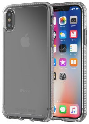 Tech21 Pure Clear for iPhone X – Clear