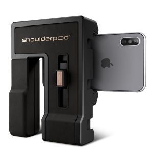 Shoulderpod G2 – professional video grip and rig for smartphones