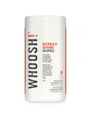 WHOOSH! Screen Shine Wipes – 70 pcs