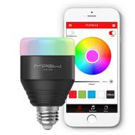 MiPow Playbulb™ Smart LED Bluetooth bulb, Black
