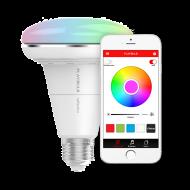 MiPow Playbulb™ Reflector smart LED Bluetooth bulb