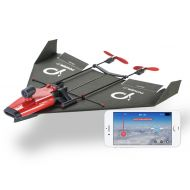 PowerUp FPV Live Stream Smart Paper Airplane