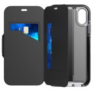 Tech21 Evo Wallet for iPhone XS - Black