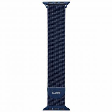 LAUT Steel LOOP strap for Apple Watch 38/40 mm - blue