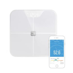 iHealth FIT HS2S – Smart Body Analysis Scale, Bluetooth 4.0